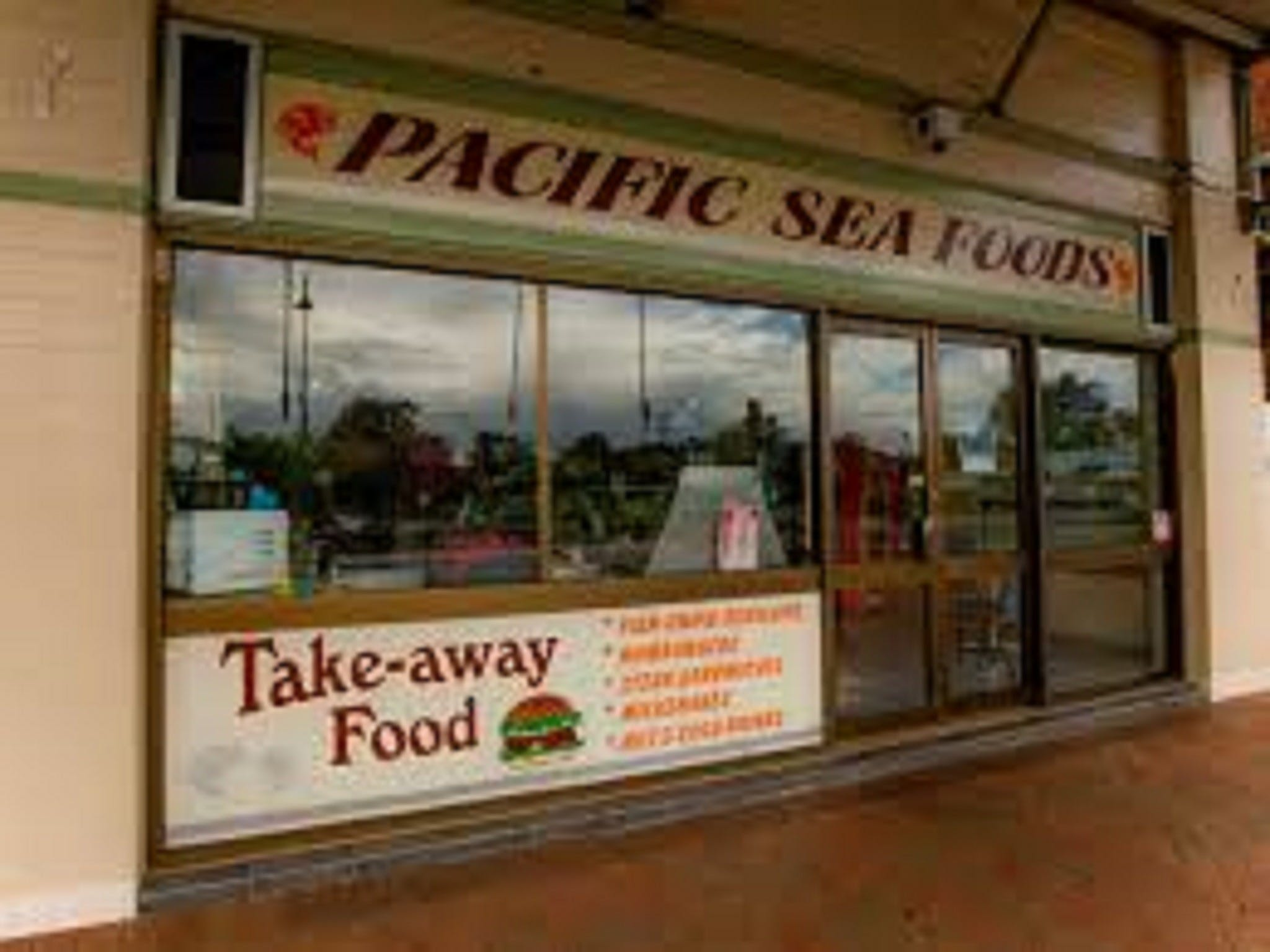 Pacific Sea Foods - Surfers Gold Coast