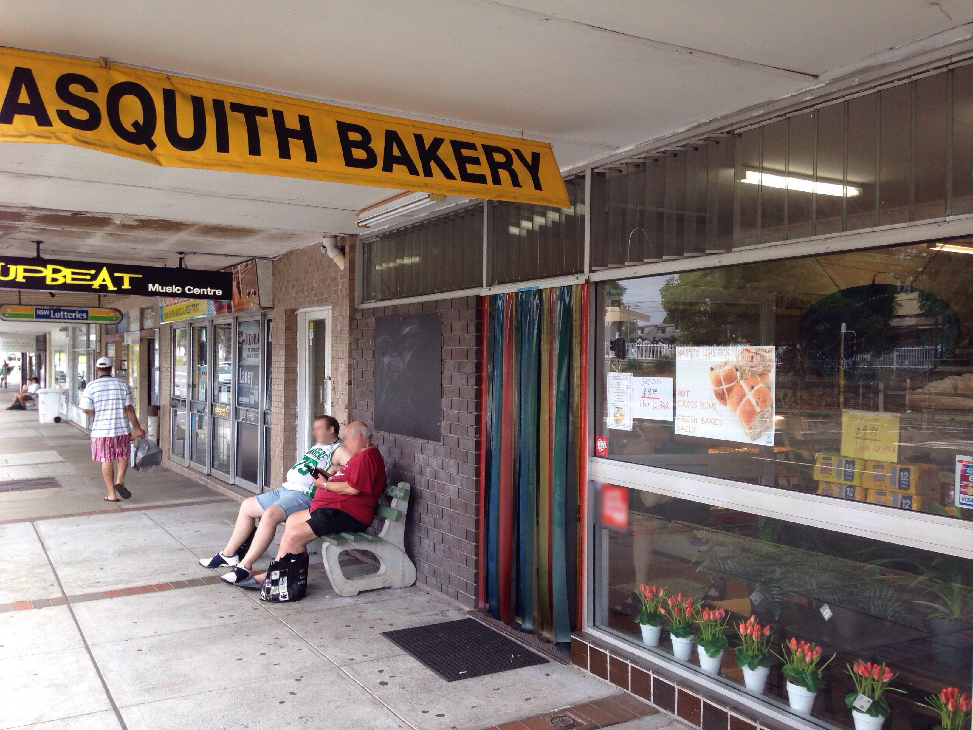 Asquith Bakery - Surfers Gold Coast