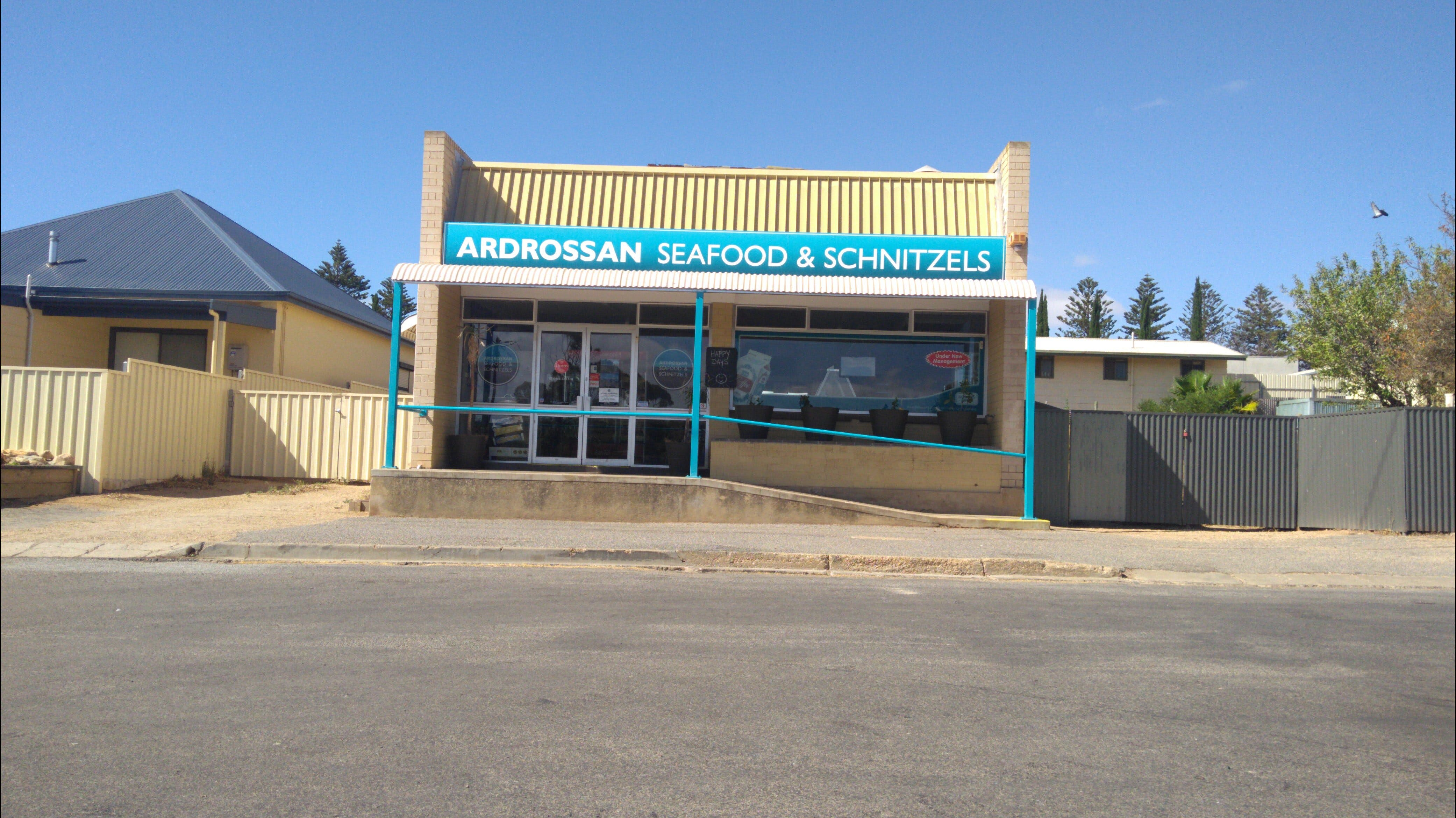 Ardrossan Seafood and Schnitzels - Surfers Gold Coast