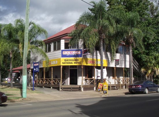 Queensland National Hotel - Surfers Gold Coast