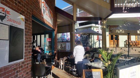 Savannah Coffee Lounge - Surfers Gold Coast