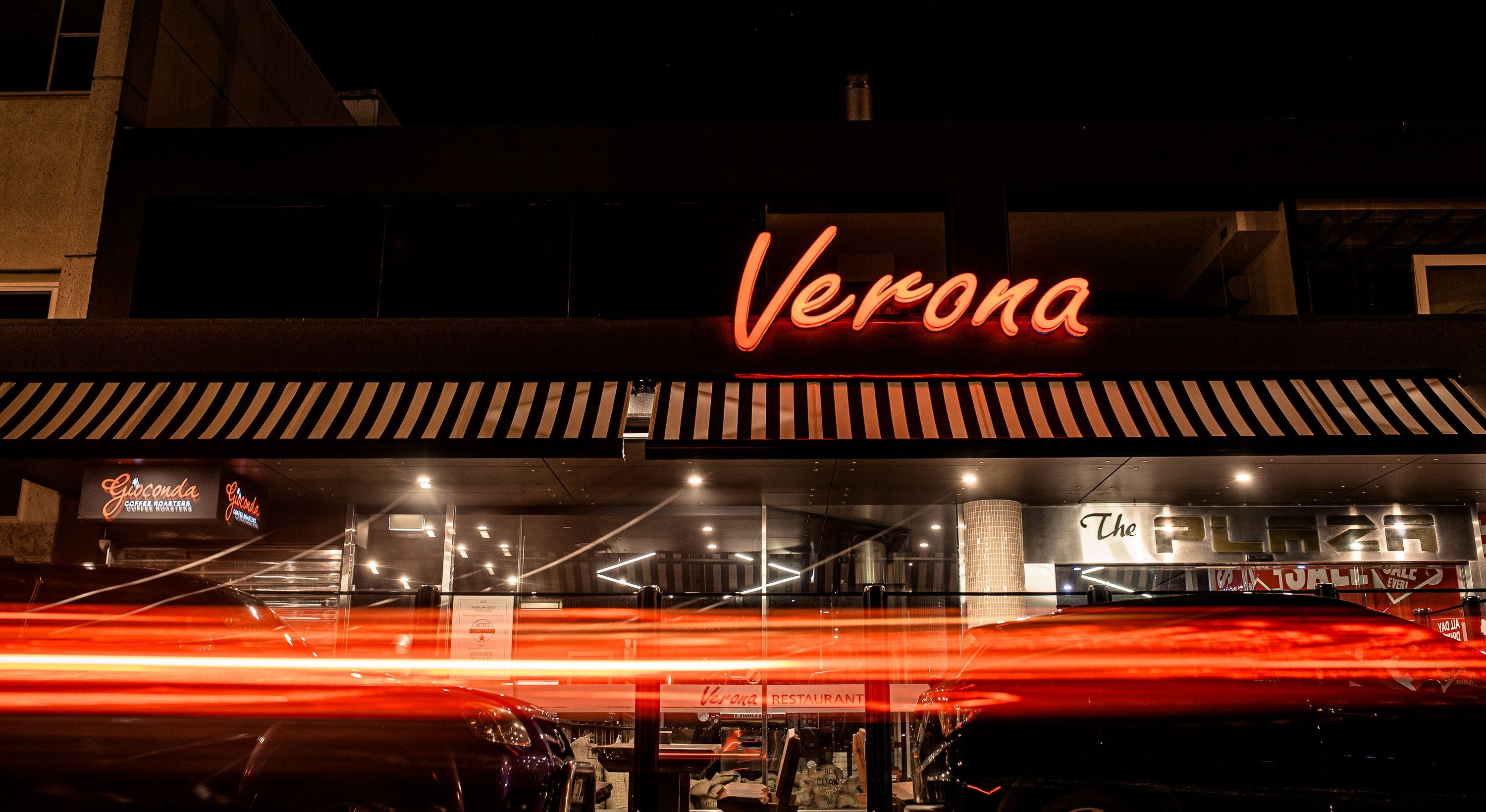 Verona Italian Restaurant  Wine Bar - Surfers Gold Coast