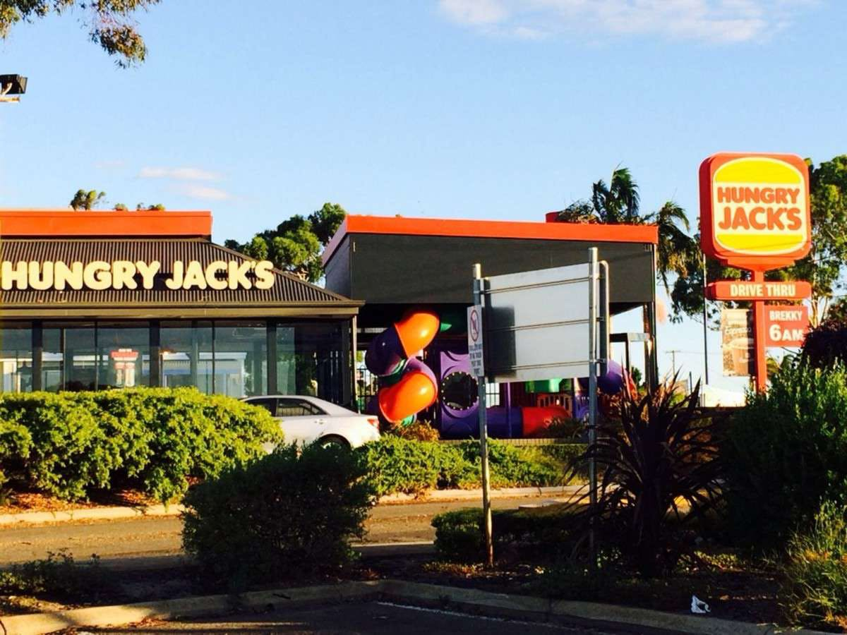 Hungry Jack's - Mirrabooka - Surfers Gold Coast
