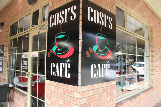 Cosis Cafe - Surfers Gold Coast