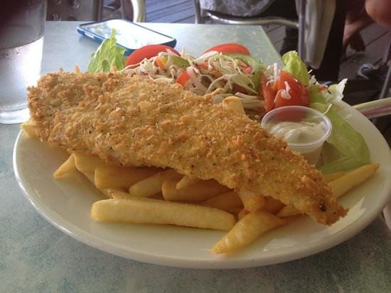 Flying Fish Point Cafe - Surfers Gold Coast