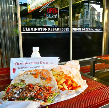 Flemington Kebab House - Surfers Gold Coast