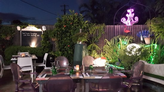 Wayne  Adele's Garden of Eating - Surfers Gold Coast