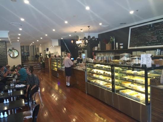 The Park Cafe - Surfers Gold Coast