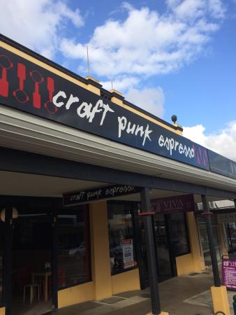Craft Punk Espresso - Surfers Gold Coast