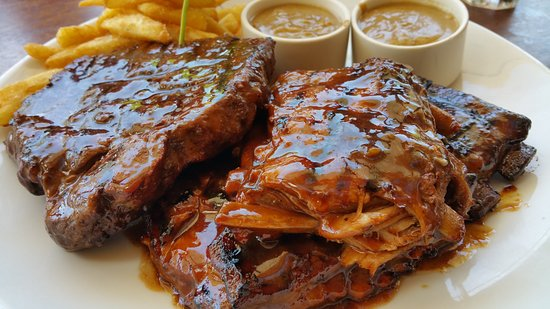 Ribs and Rumps - Surfers Gold Coast