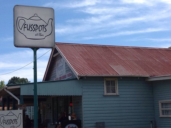 Fusspots at Ebor - Surfers Gold Coast