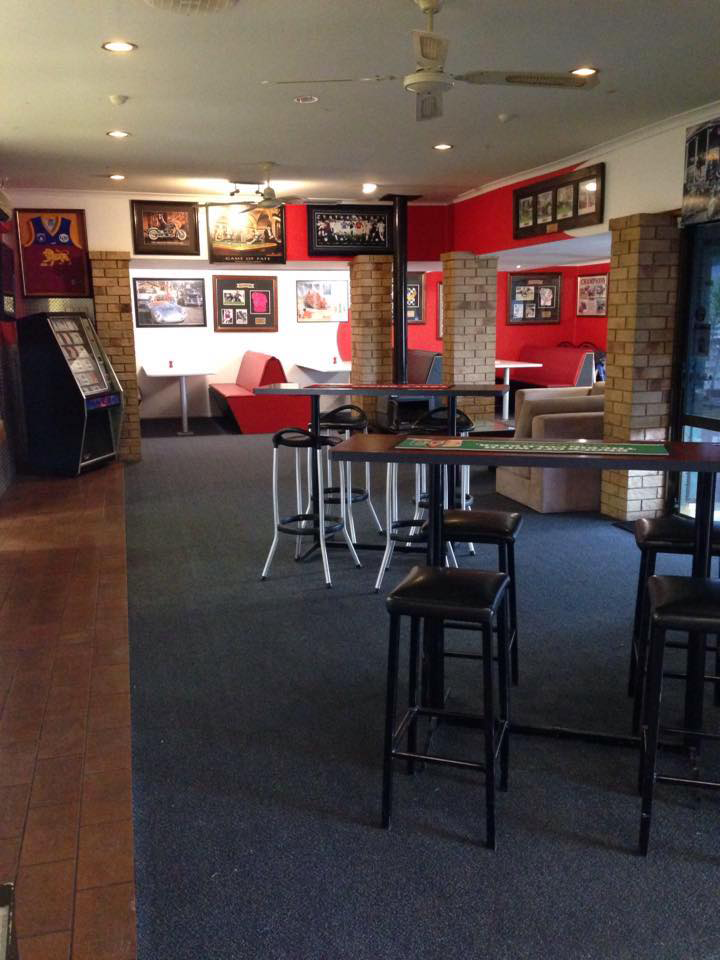 The Back Page Sports Bar  Grill - Surfers Gold Coast