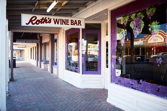 Roth Wine Bar - Surfers Gold Coast