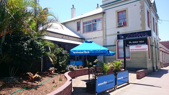 Zeebras Restaurant  Cafe - Surfers Gold Coast