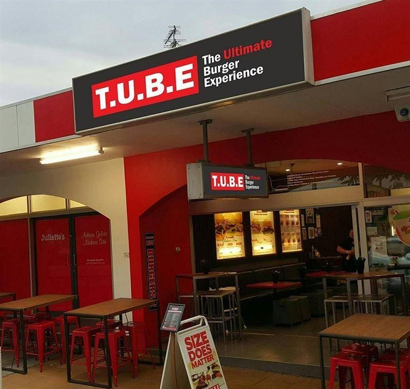 TUBE - The Ultimate Burger Experience - Surfers Gold Coast