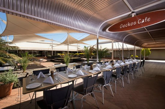 Gecko's Cafe - Surfers Gold Coast
