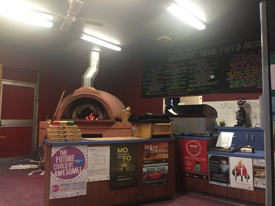 Margate Wood Fired Pizza - Surfers Gold Coast