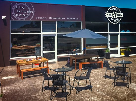 The Brown Bear Eatery - Surfers Paradise Gold Coast