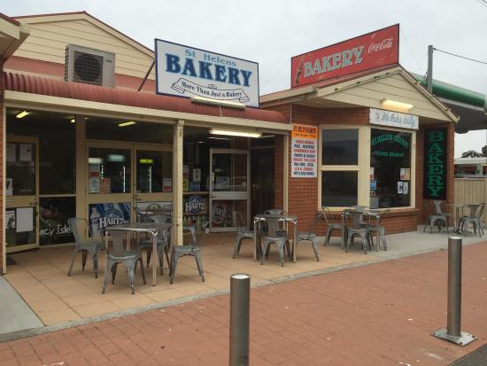 St Helens Bakery - Surfers Gold Coast