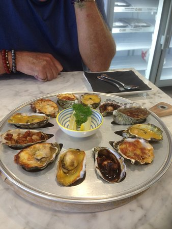 Tarkine Fresh Oysters - Surfers Gold Coast
