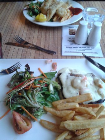 The Bark Mill Tavern  Bakery - Surfers Paradise Gold Coast