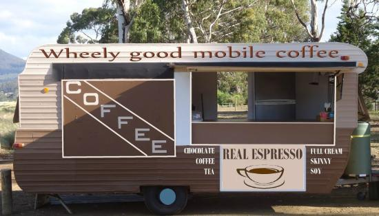 Wheel Good Mobile Coffee - Surfers Paradise Gold Coast