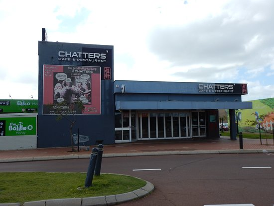 Chatters Cafe  Restaurant - Surfers Gold Coast