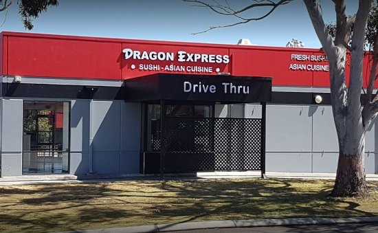 Dragon Express - Surfers Gold Coast
