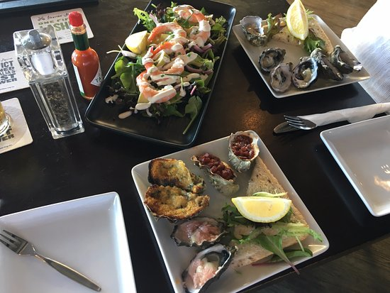 The Oyster Bar Mandurah - Surfers Gold Coast