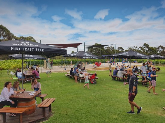 Boston Brewing Co.  Willoughby Park Winery - Surfers Gold Coast