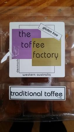 The Toffee Factory - Surfers Gold Coast
