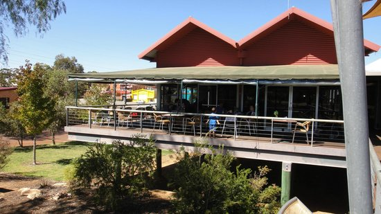 Rivers Edge Cafe - Surfers Gold Coast