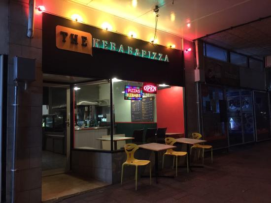 The Kebab  Pizza in Collie - Surfers Paradise Gold Coast
