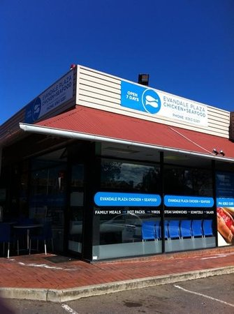 Evandale Chicken And Seafood - Surfers Gold Coast