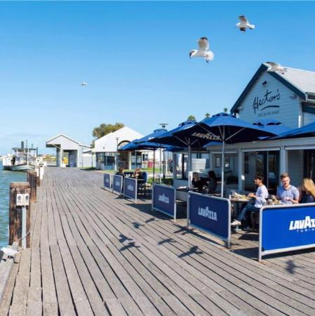 Hector's Cafe on the Wharf - Surfers Gold Coast