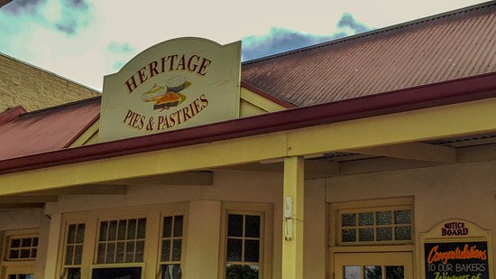 Heritage Pies  Pastries - Surfers Gold Coast