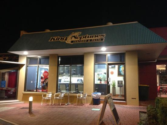 King Neptune's Seafood  Pasta - Surfers Gold Coast