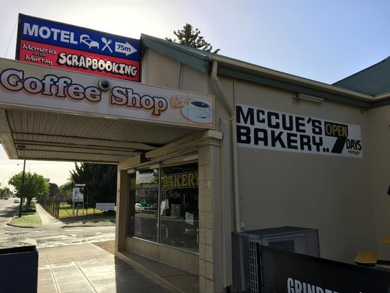 McCue's Bakery - Surfers Gold Coast
