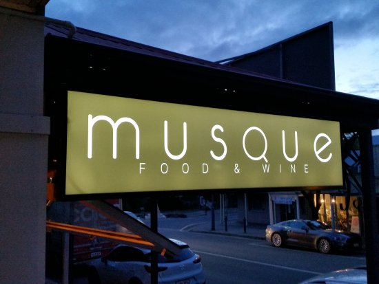 Musque Food  Wine - Surfers Gold Coast