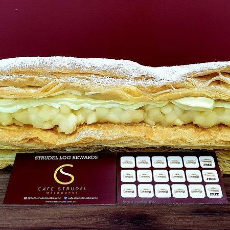 Cafe Strudel Melbourne - Surfers Gold Coast