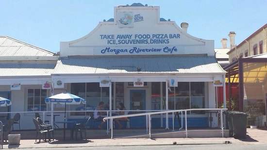 Morgan Riverview Cafe  Takeaway - Surfers Gold Coast
