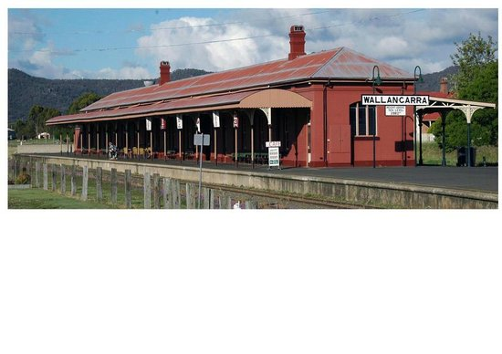 Wallangarra Railway Cafe - Surfers Gold Coast