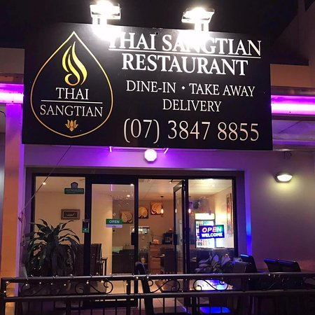 Thai Sangtian Restaurant - Surfers Gold Coast