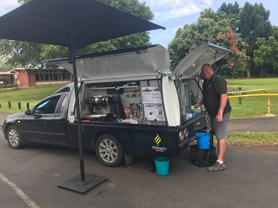 Mister Barista Mobile Coffee - Surfers Gold Coast