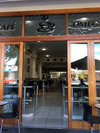 Cafe Omega - Surfers Paradise Gold Coast