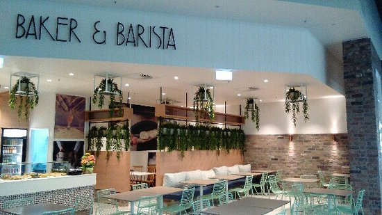 Baker  Barista - Surfers Gold Coast