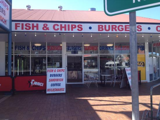 Beaudesert Fish and Chips - Surfers Gold Coast
