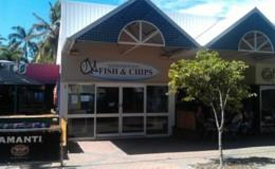 Horseshoe Bay Fish and Chips - Surfers Gold Coast