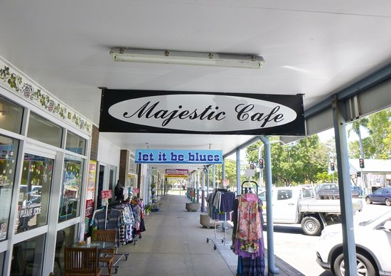 Majestic Cafe - Surfers Gold Coast