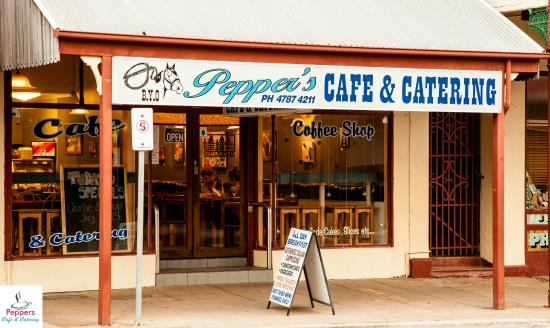 Peppers Cafe  Catering - Surfers Paradise Gold Coast